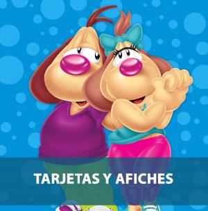TARJETAS Y AFICHES