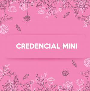 CREDENCIAL MINI