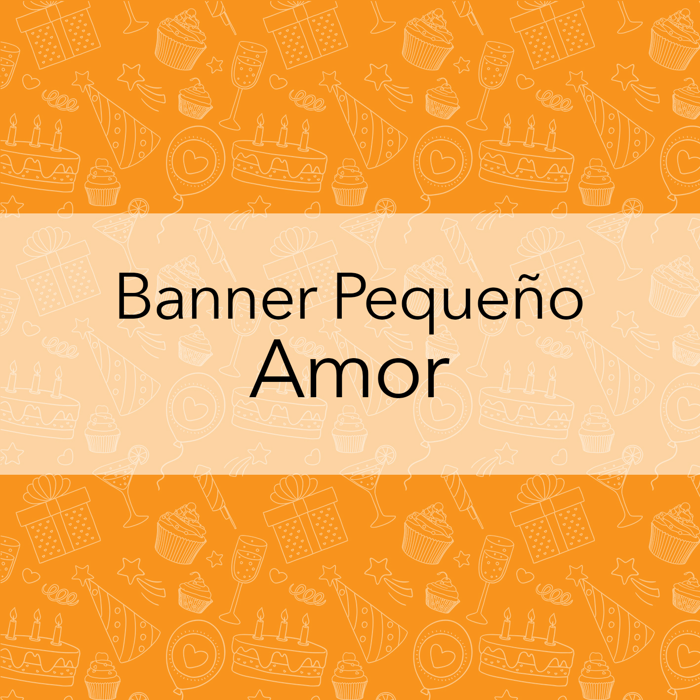 BANNERS PEQUEÑOS - AMOR
