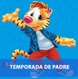 TEMPORADA DE PADRE